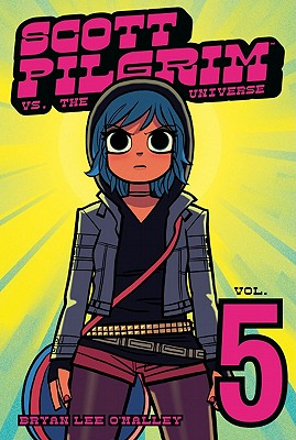 Scott Pilgrim Vs the Universe 5 By O'Malley, Bryan Lee